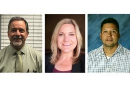 New administrators for 2019-20