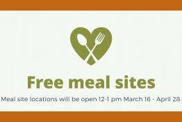 Free meal sites