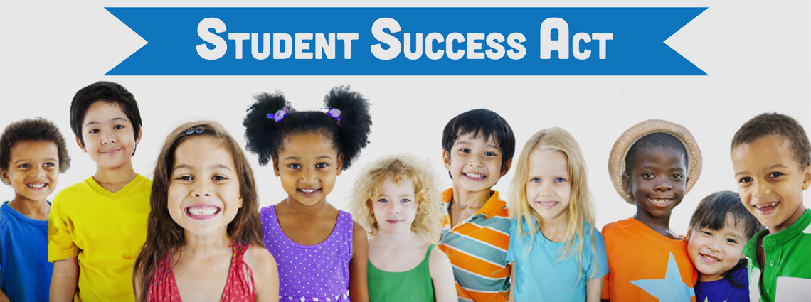 student success act- smiling kids