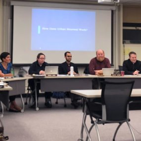 School board meeting 2019
